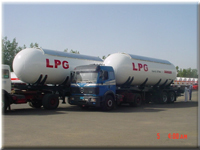 25MT LPG Browser Tank