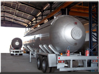 57 M3 LPG Transport Tanks