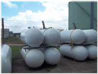 750 Liters - LPG Domestic Storage Tanks