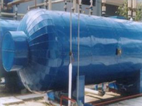 Co2 Gas Tanks Installation