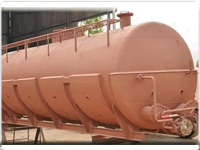 Sulphur Storage Tanks